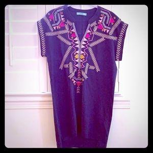 Cool Print, Summer Fabric Karlie Dress size S